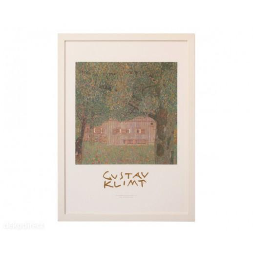"""Cuadro """"Austria"""" Klimt"""