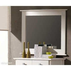 Espejo blanco colonial 70x80 Altea