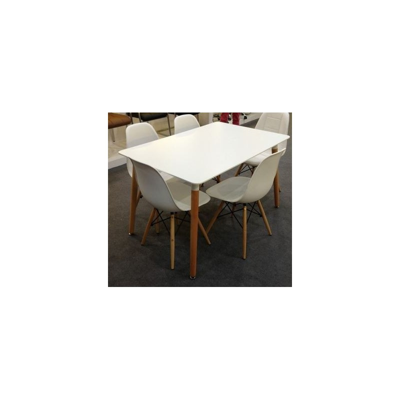 mesa nur blanca